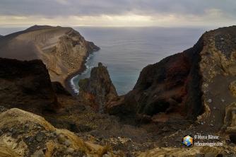 Il vulcano Capelinhos